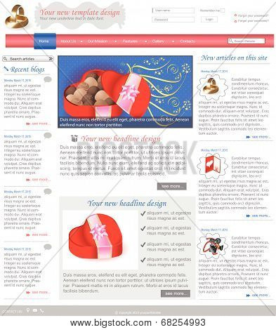 website template 3