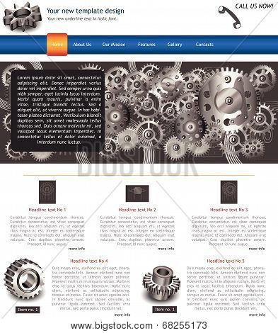 website template 10