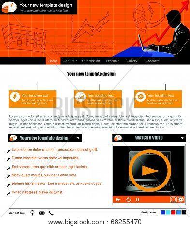 website template 19