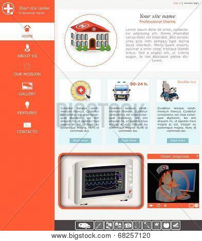 website template 21
