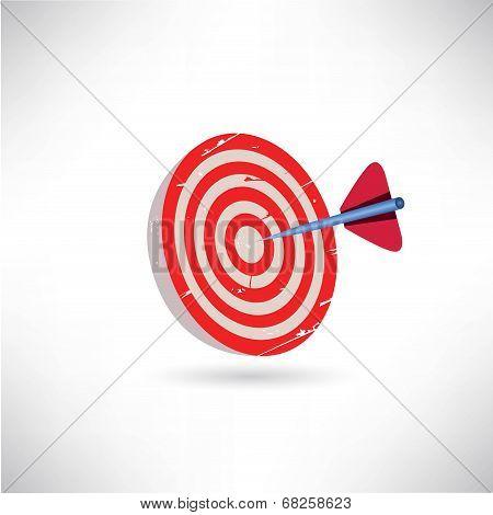 dart, target symbol