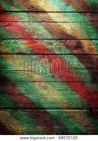 painted wooden wall texture background