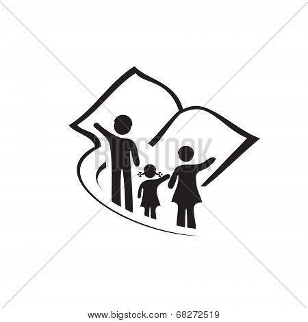 Family Album Sign