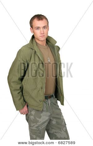 Soldier Guy