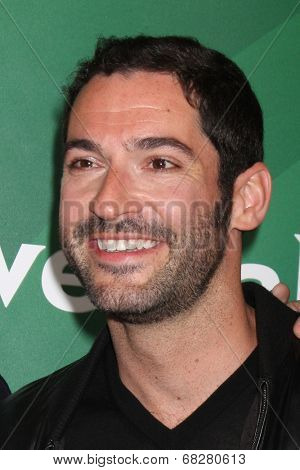 LOS ANGELES - JUL 13:  Tom Ellis at the NBCUniversal July 2014 TCA at Beverly Hilton on July 13, 2014 in Beverly Hills, CA