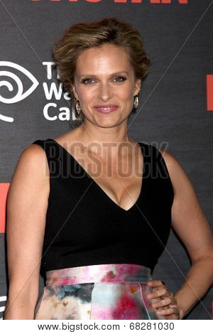 LOS ANGELES - JUL 9:  Vinessa Shaw at the