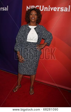 LOS ANGELES - JUL 13:  Alfre Woodard at the NBCUniversal July 2014 TCA at Beverly Hilton on July 13, 2014 in Beverly Hills, CA