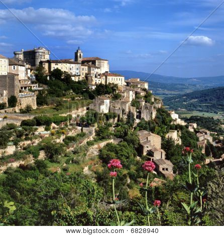 View At Gordes
