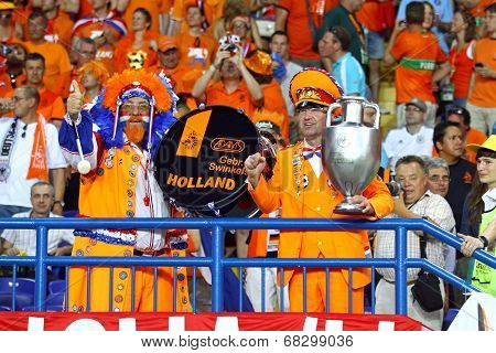 Uefa Euro 2012 Game Netherlands Vs Germany