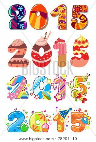Childrens party 2015 numbers