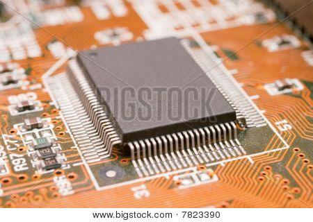 Integrated Micro Processor On Computer Module