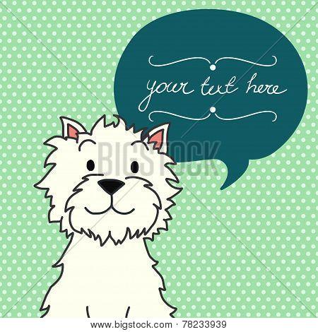Cartoon Dog.