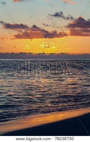 Sunset In Morro Jable, Fuerteventura