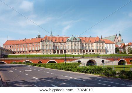 Royal Castle In Warsaw - Arcades