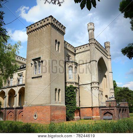 Poland - Castle In Kornik