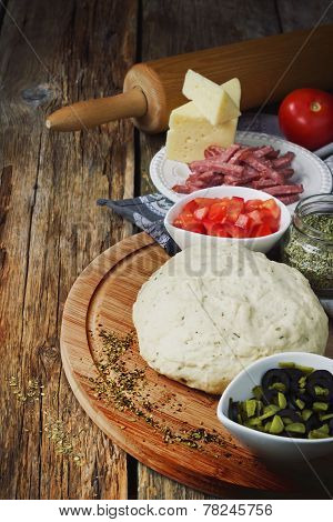 Simple Country Food