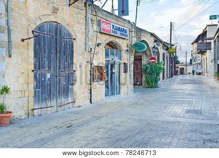 Griva Digeni Street