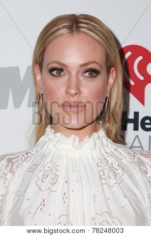 LOS ANGELES - DEC 5:  Peta Murgatroyd at the KIIS FM's Jingle Ball 2014 at the Staples Center on December 5, 2014 in Los Angeles, CA