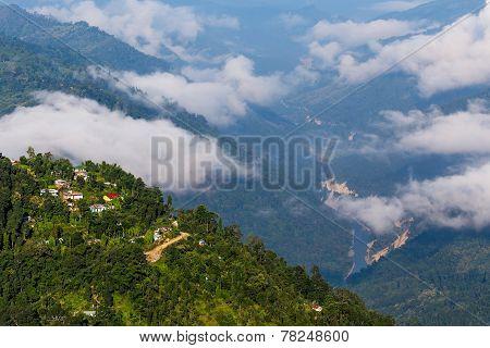 Teesta Valley