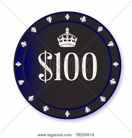 100 Dollar Chip