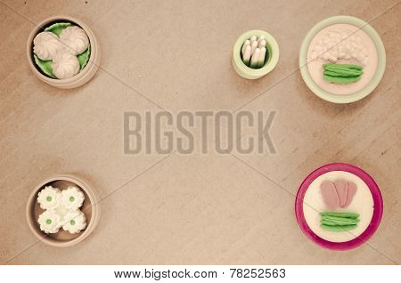 Miniature Foods