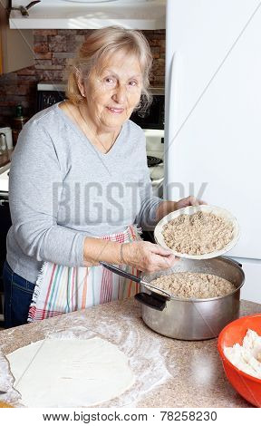 Grandma Meat Pie
