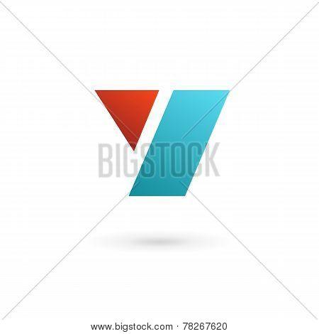 Letter Y Logo Icon Design Template Elements