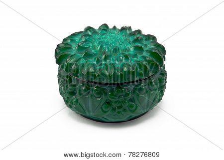 Malachite Small Box
