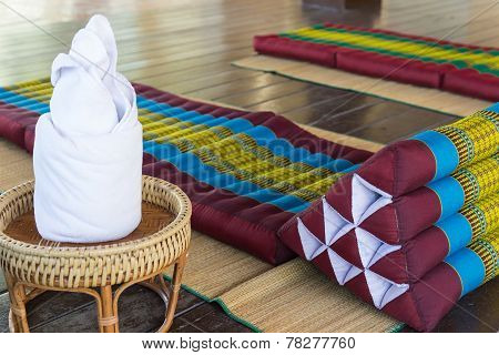 Thailand Traditional Mattress For Spa Massage