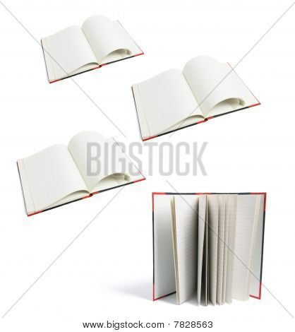 Hard Cover Note Books
