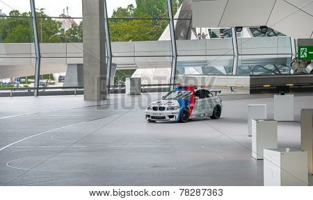 Interior Of Bmw Welt