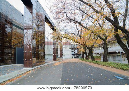 Musashino Art University Library