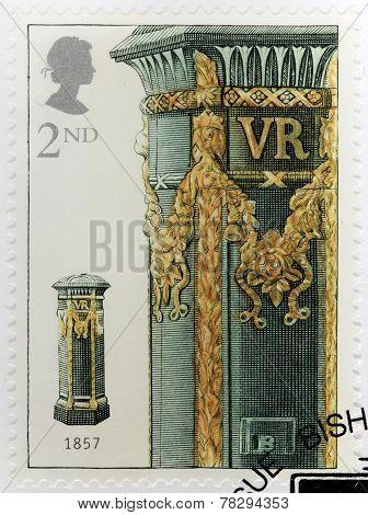 London Letterbox