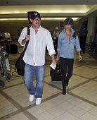 Los Angeles - March 2 : Singer Nick Lachey Ex Husband Of Jessica