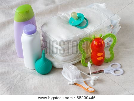 Items for newborn