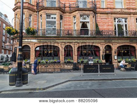 The Audley Pub London