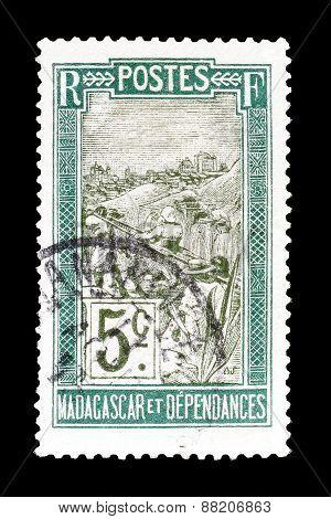 Madagascar 1908