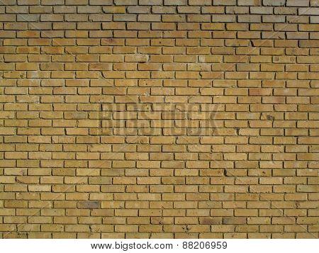 Brick wall background pattern