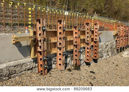 Shuttering Supports.
