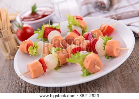 appetizer, finger food