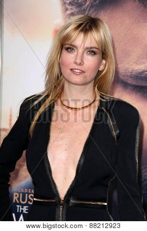 LOS ANGELES - FEB 16:  Eugenia Kuzmina at the