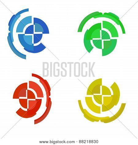 Business Symbol Concepts