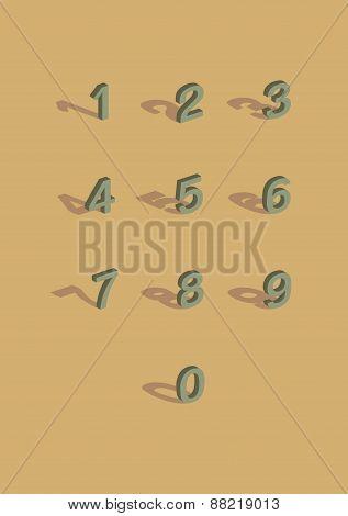 Isomatric Numbers