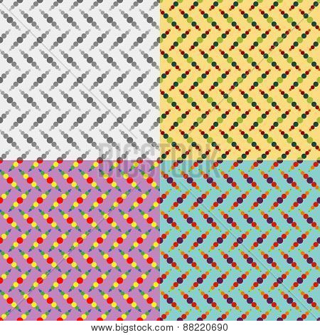 Seamless Patterns From A Set Of Circles