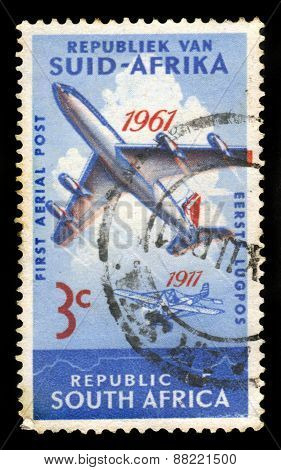 History Of Development Of Airmail