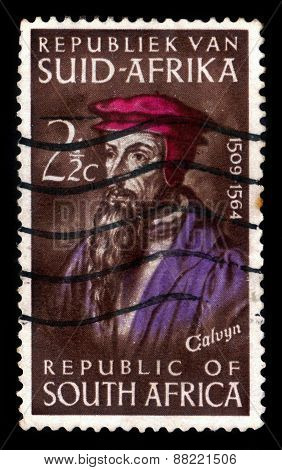 John Calvin, French Theologian