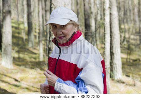 Run In Forest