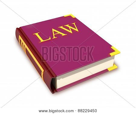 Book Of The Law.