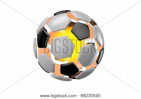 Football Succes Concept