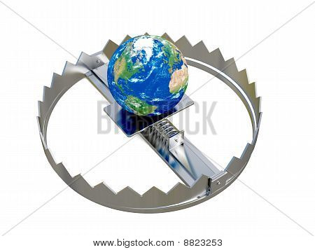 Earth In Trap